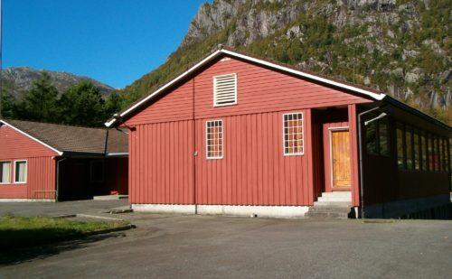 Ørsdalen kapell