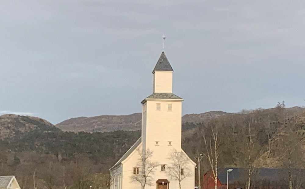 Bjerkreim kyrkje